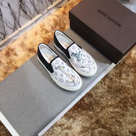 $66.0, Louis Vuitton Shoes for MEN #283296