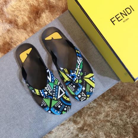 $47.0, Fendi Slippers for men #283297