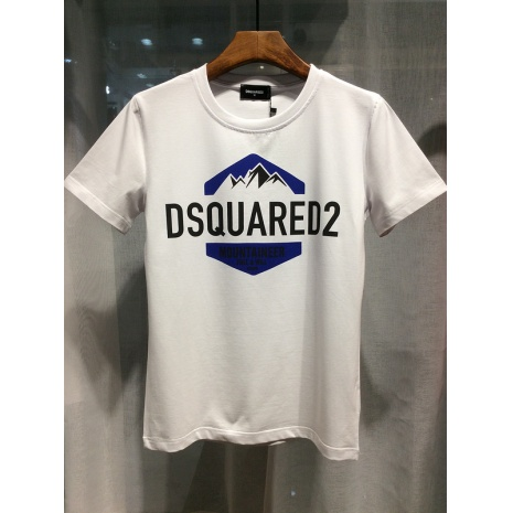 $18.0, Dsquared2 T-Shirts for men #283352