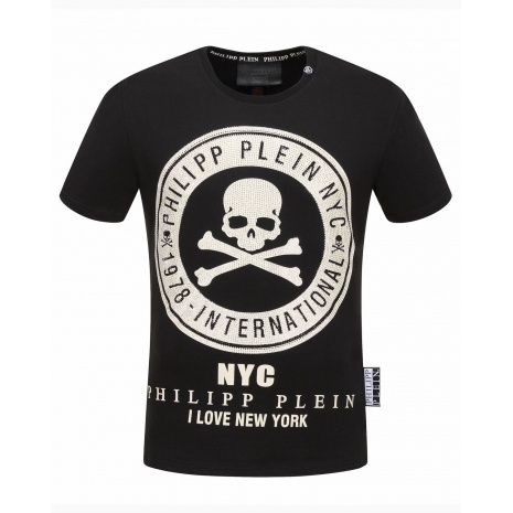 $22.0, PHILIPP PLEIN  T-shirts for MEN #287725