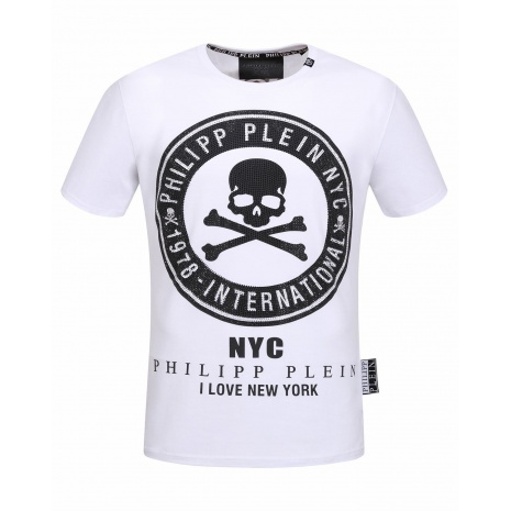$22.0, PHILIPP PLEIN  T-shirts for MEN #287726