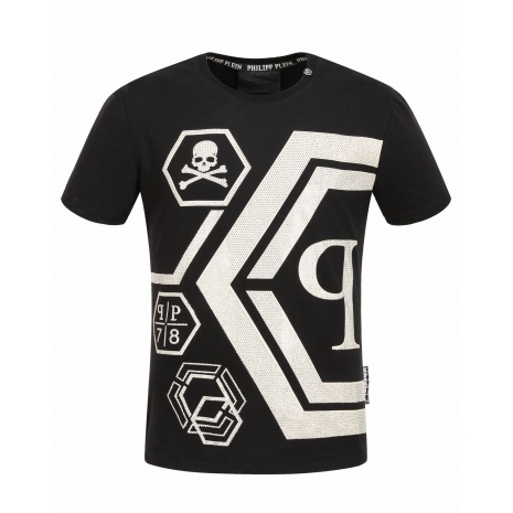 $22.0, PHILIPP PLEIN  T-shirts for MEN #287729