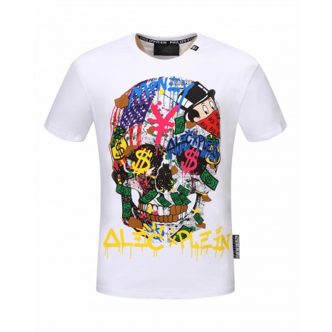 $22.0, PHILIPP PLEIN  T-shirts for MEN #287733