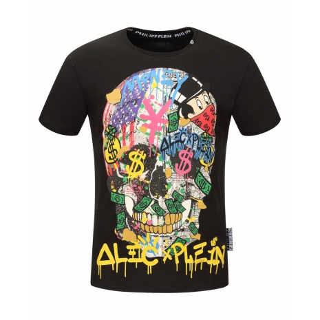 $22.0, PHILIPP PLEIN  T-shirts for MEN #287734
