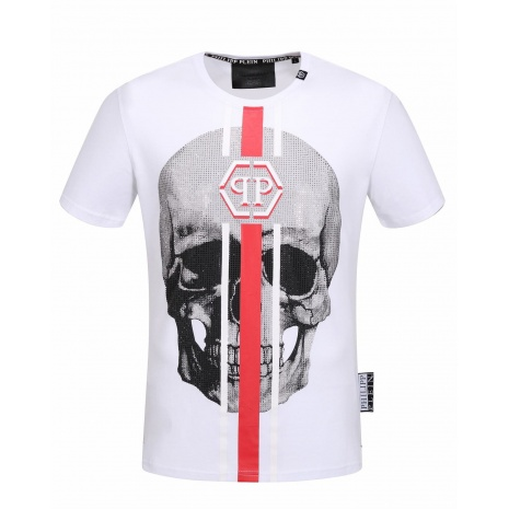 $22.0, PHILIPP PLEIN  T-shirts for MEN #287740