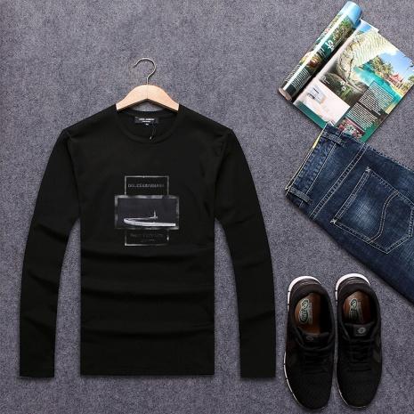 $20.0, D&G Long Sleeved T-shirts for Men #290630