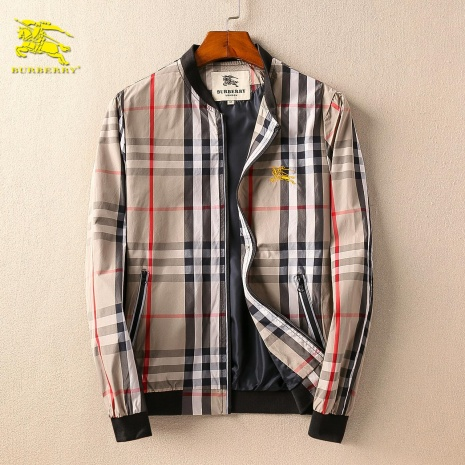 $54.0, Burberry Jackets for Men #291101