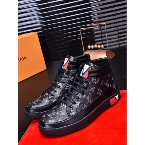 $81.0, Louis Vuitton Shoes for MEN #292478