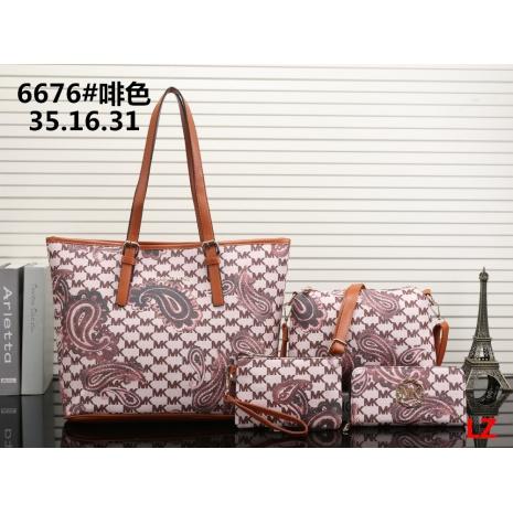 $31.0, michael kors handbags 4pcs Set #293065