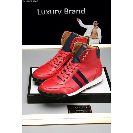 $77.0, Gucci Shoes for MEN #293752