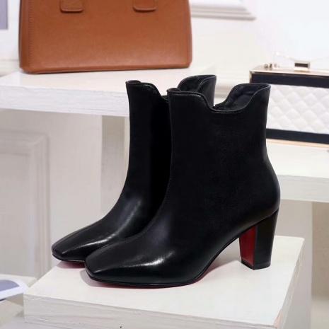 $85.0, Christian Louboutin Boots for women #294286