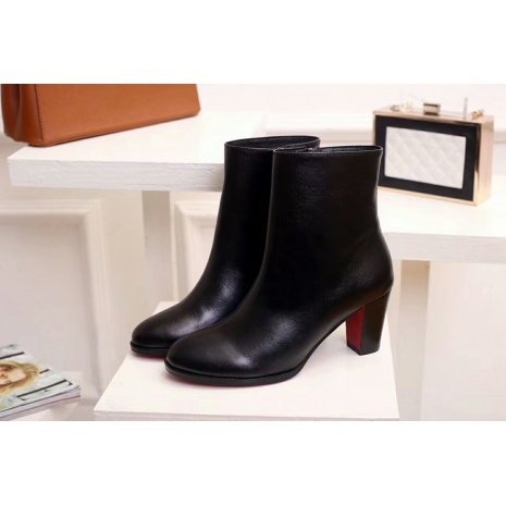 $85.0, Christian Louboutin Boots for women #294287
