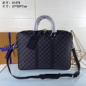 $100.0, Louis Vuitton AAA+ Men's Messenger Bags #293859