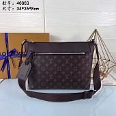 $85.0, Louis Vuitton AAA+ Men's Messenger Bags #293864